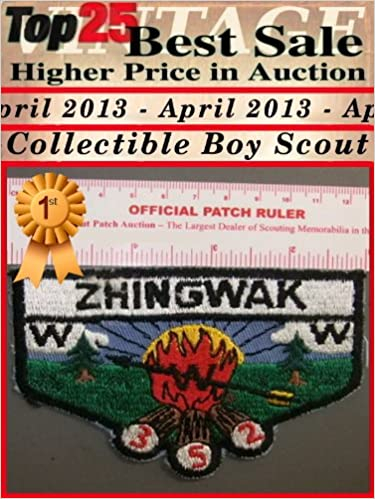 Top25 Best Sale Higher Price in Auction - April 2013 - Collectible Boy Scout