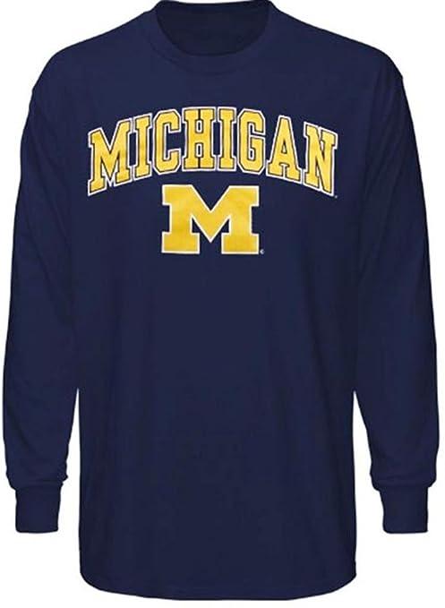 abdd2e3f Michigan Wolverines Shirt T Shirt University Apparel Gear Clothing