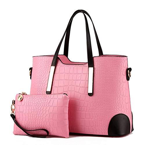 À Main Les Royal Chengzuoqing Bandoulière Fourre De Pour Messenger Sac Cosmétique Pink Personnalité Pu Sacs Cuir Mode Femmes tout color Femme En Blue qfSwISX