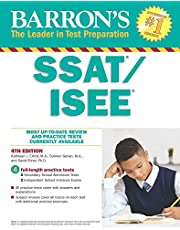 SSAT/ISEE: High School Entrance Examinations