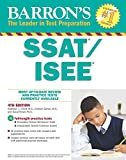 Barron's SSAT/ISEE, 4th Edition: High School Entrance Examinations