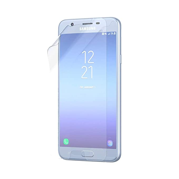 newest 5bb7c bb065 Tech21 Impact Shield Self Heal Screen Protector for Samsung Galaxy J7 Star