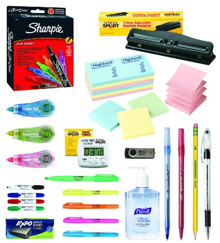 School Specialty New Teacher Starter Kit (Teacher Pack Starter)