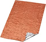 S.O.L Survive Outdoors Longer 90 Percent Heat Reflective Emergency Blanket