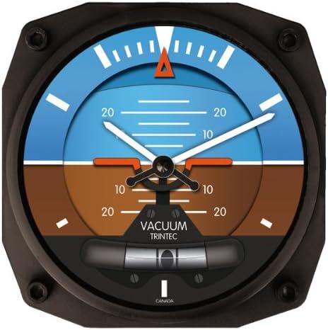 Trintec Series 2060 NV 2063 Artificial Horizon 6.5 Clock