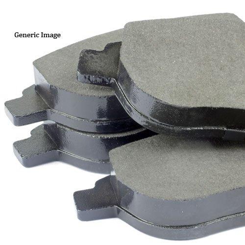 Mintex Pad Rear Brake (BOSCH Disc Brake Pads SET Front Rear Axle Fits TOYOTA Avensis Ipsum 2001-2009)