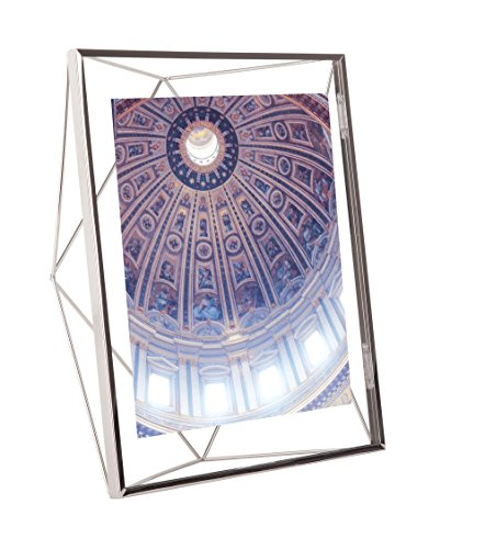 Umbra Prisma Picture Frame, 8 by 10-Inch, - Glasses Frames Contemporary