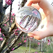 Magic Crystal Ball Photography Prop 1.97 Inch (50mm) Clear
