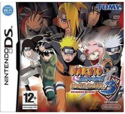 Nintendo Naruto - Juego (No específicado): Amazon.es: Videojuegos