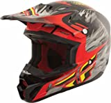Fly Racing 73-3304X Kinetic Pro Andrew Short Replica Helmet