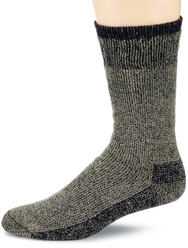 Fox River Outdoor Wick Dry Explorer Cold Weather Socks, KHAKI, X-Large