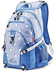 High Sierra unisex-adult Loop Backpack, School, Travel, Or Work Bookbag With Tablet Sleeve