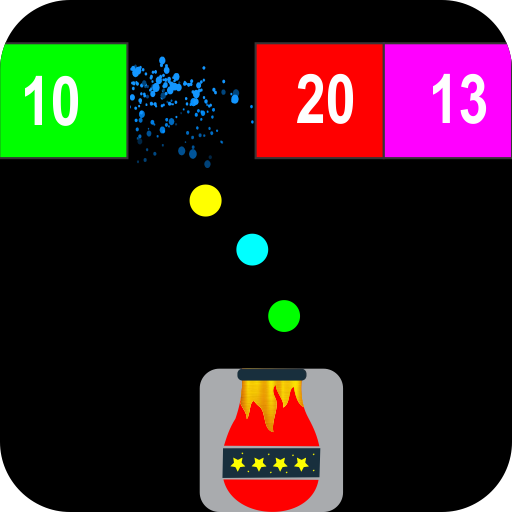 Fire up - Balls and bricks shooter game (Best Bubble Shooter Game 2019)