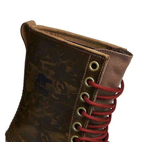 Homme black Sorel Bateau Elk Pour Chaussures qtwZH4wX