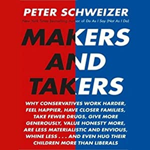 Makers and Takers Audiobook