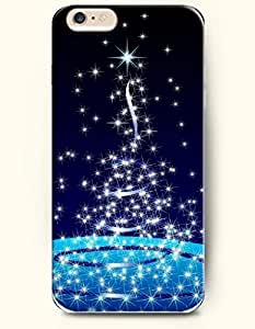 SevenArc New Apple iPhone 6 ( 4.7 Inches) Hard Case Cover - Shining Christmas Tree