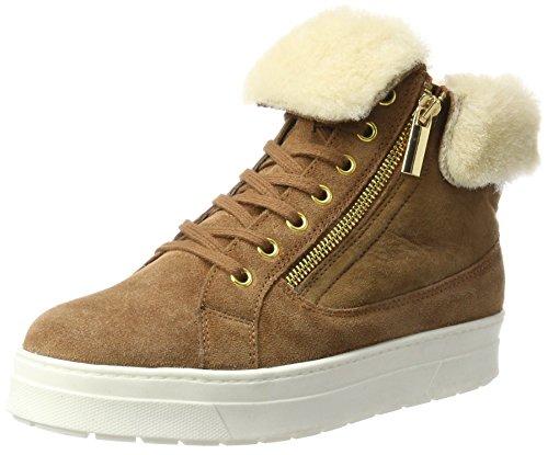 26470 Marron Femme Basses Caprice Sneakers 4 4wq7xpO