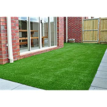 Amazon Com Outdoor Turf Rug Green 10 X 10 Several