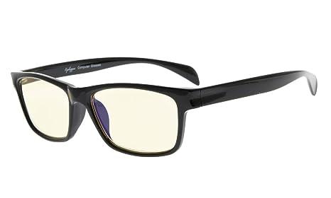 Eyekepper Filtro de luz UV (UV400) protección contra la fatiga gafas de ordenador anti