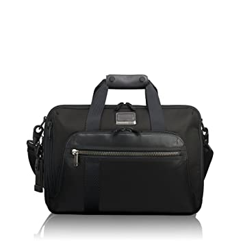 5b16d64cd TUMI - Alpha Bravo Mountain Three Way Brief Laptop Briefcase - 15 Inch  Computer Backpack Bag