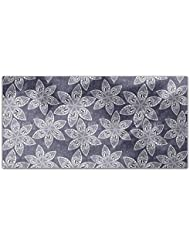 Magic Stars In The Winter Forest Rectangle Tablecloth Large Dining Room Kitchen Woven Polyester Custom Print
