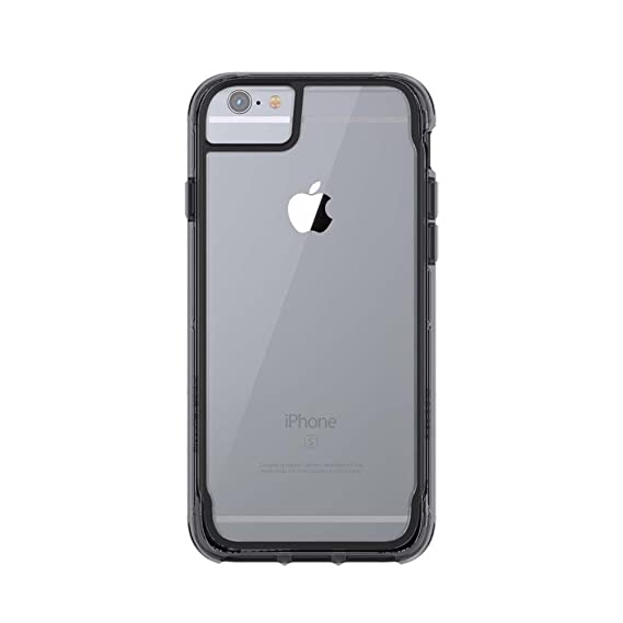 the latest 8a3e4 5dd3b Griffin Survivor Clear for iPhone 7, Clear/Smoke - See-Through  Drop-Protection in an Ultra-Thin case That Lets Your iPhone 7 Shine Through.