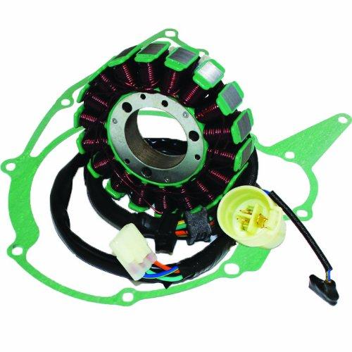 (Caltric STATOR & GASKET Fits HONDA TRX300EX TRX300 EX TRX 300 EX SPORTRAX 1993-2008 ATV GASKET)
