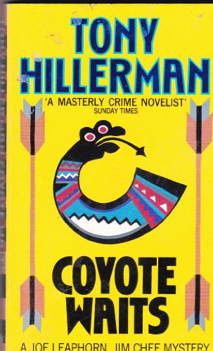 0060164239 - Tony Hillerman: Coyote Waits - Buch