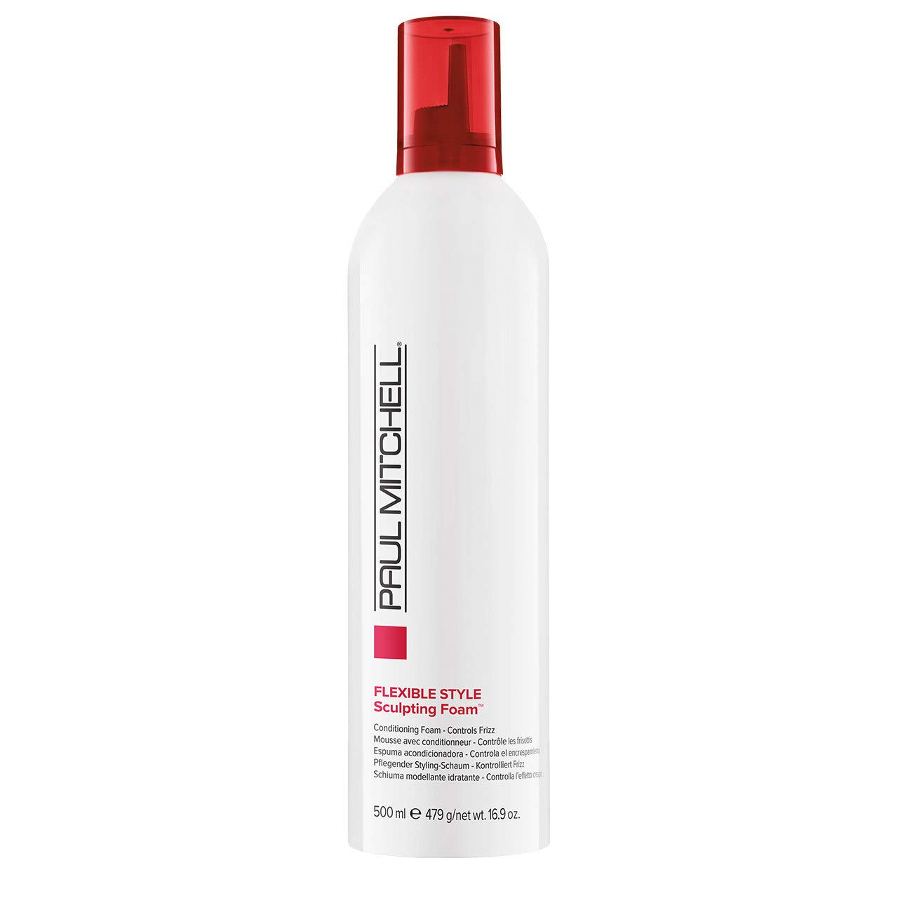 Paul Mitchell Sculpting Foam, 16.9 fl. oz. by Paul Mitchell