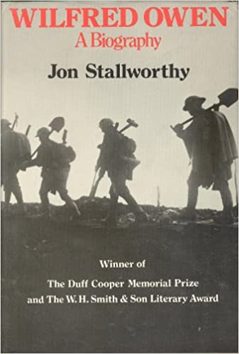 Book Wilfred Owen: A Biography