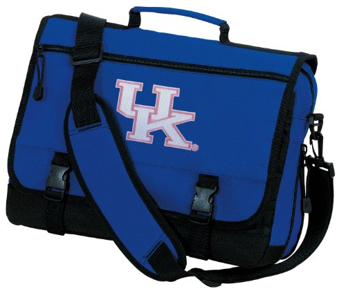 Broad Bay UK Wildcats Laptop Bag OFFICIAL Womens University of Kentucky Messenger Bags by Broad Bay