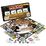 USAOPOLY Cat Lover's Monopoly