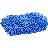 Roma Microfiber Wash Mitt (Purple)