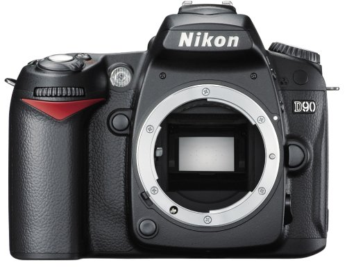 Nikon D90 Kit - Nikon D90 with Af-s Dx Nikkor 18-55mm F/3.5-5.6g Vr Lens Kit