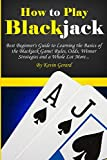 Best Blackjack Books - How to Play Blackjack: Best Beginner's Guide to Review
