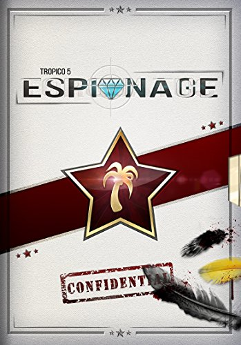 [Tropico 5 - Espionage [Online Game Code]] (Female Secret Agent Costumes)