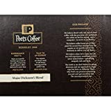 Peets Coffee Major Dickasons Blend Dark Roast 32ct K-Cup Packs