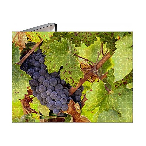 - Media Storehouse 252 Piece Puzzle of USA, California, Napa Valley, Wine Country, Close-up of Merlot (11168592)
