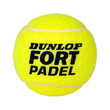 Amazon.com: Dunlop Fort Padel bolas por Dunlop: Sports ...