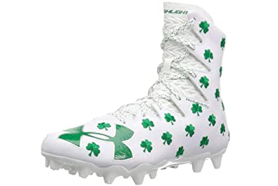 eef4e9fad Under Armour UA Highlight MC LE Limited Edition Men s Lacrosse Cleats 15 US  White