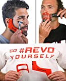 RevoBeard & RevoGoatee - Beard and Goatee Shaping & Edge up Tool...