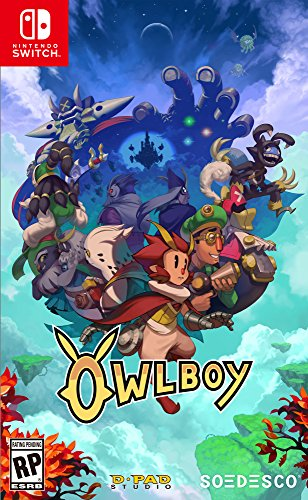 Owlboy Standard Edition - Nintendo Switch 2