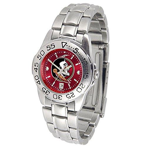 Florida State Seminoles Sport Steel AnoChrome Women's Watch (Watch Anochrome Steel)