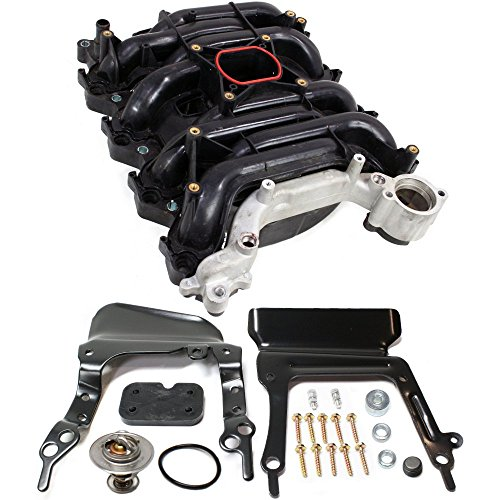 Upper Intake Manifold Kit For 1996-2000 Ford Mustang Crown Victoria Mercury Grand Marquis 4.6L -