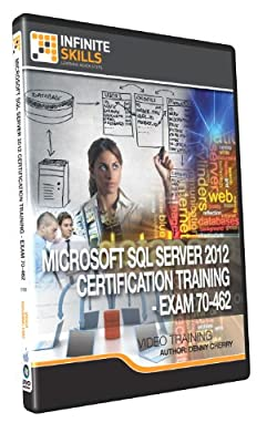 Learning Microsoft SQL Server 2012 Certification Training - Exam 70-462 - Training DVD