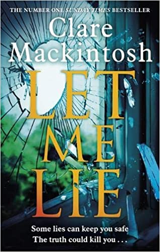 let me lie the number one sunday times bestseller english edition