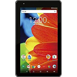 Premium RCA Voyager 7-inch Touchscreen Tablet PC 1.2Ghz Quad-Core Processor 1G Memory 16GB Hard Drive Webcam Wifi Bluetooth Android 6.0
