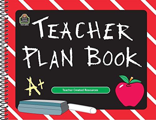 Teacher Plan Book (Teachers Big Plan Book)