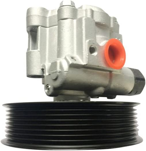 Tundra 5.7 Power Steering Pump OE-Quality New Power Steering Pump 07-16 Tundra DRIVESTAR 21-5486 Power Steering Pump with Pulley for 2007-2016 Toyota Tundra 5.7L V8