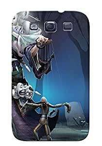 Crazinesswith Protective CpXqcwE11681KMRFr Phone Case Cover With Design For Galaxy S3 For Lovers